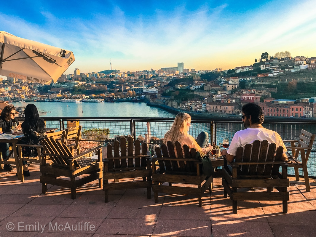 Miradouro Ignez, Best bars in Porto, Portugal